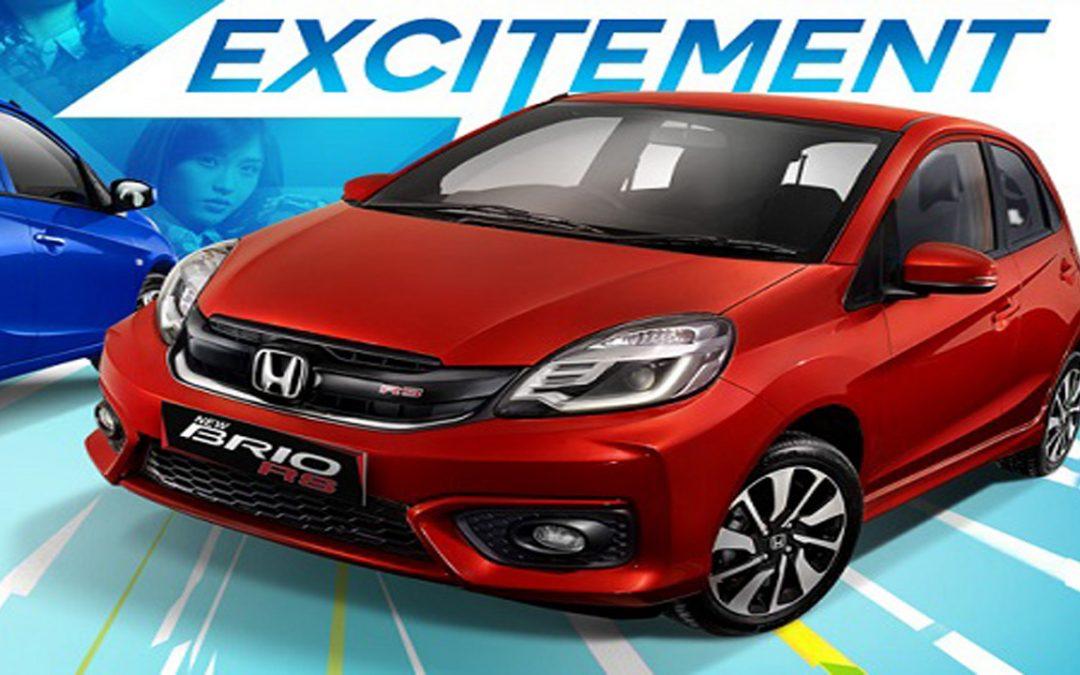 Promo Honda Brio Murah Pekanbaru Riau