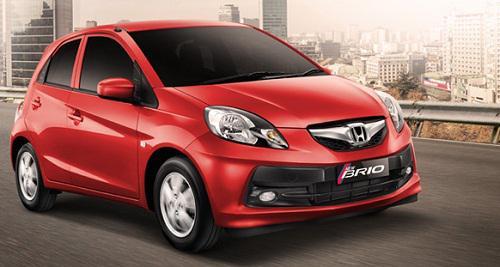 Harga-Mobil-Honda-Brio Kredit Mobil Honda Brio Pekanbaru Termurah