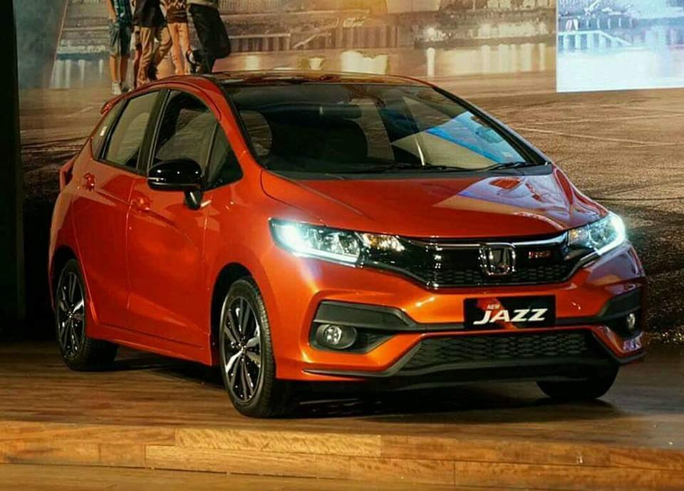 honda-jazz-baru Mobil Honda All New Jazz Rilis di Pekanbaru